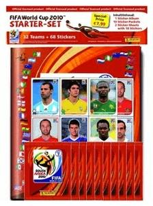 FIFA WM2010 Sticker Startset (Article no. 90369860) - Picture #1
