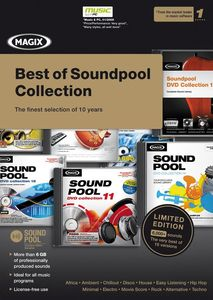 MAGIX Best of Soundpool Collection (Article no. 90370004) - Picture #1