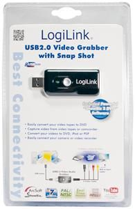 LogiLink Audio/Video Grabber USB2.0 (Article no. 90370277) - Picture #3