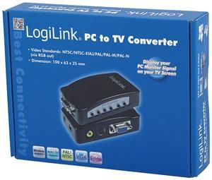 LogiLink PCtoTV Konverter (Article no. 90370301) - Picture #3