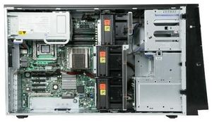 IBM System x3400 M2 Xeon E5540 2.53GHz, 2GB RAM max. 96GB, (Article no. 90370528) - Picture #1