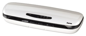 Hama KHL 37 Laminator A3  white 340mm max. Laminierbreite, 430mm/Min. (Article no. 90370812) - Picture #2
