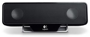 Logitech Z205 2.0 USB Laptop Boxen, Clipsystem zur (Article no. 90410459) - Picture #1