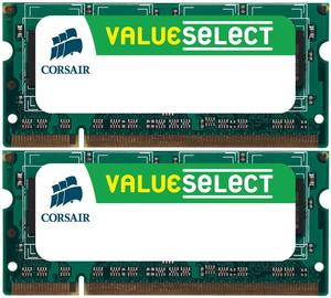 Corsair ValueSelect 8GB DDR3 SO-DIMM Kit (Article no. 90371133) - Picture #1