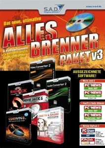 Allesbrennerpaket v3 Das neue, ultimative Allesbrenner Paket (Article no. 90371208) - Picture #1