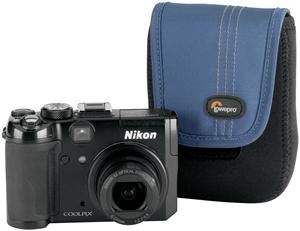 Lowepro Dublin 30 schwarz/blau (item no. 90371315) - Picture #1
