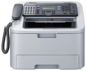 Samsung SF-650 grau Faxen/Kopieren, 600x300dpi, 18 Seiten/ (Article no. 90371709) - Picture #2