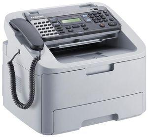 Samsung SF-650 grau Faxen/Kopieren, 600x300dpi, 18 Seiten/ (Article no. 90371709) - Picture #1