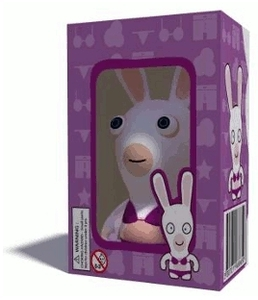 Rayman Raving Rabbids PVC Bikini Fig. (Article no. 90372040) - Picture #1