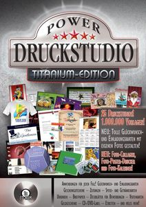 Power Druckstudio Titanium Edition (Art.-Nr. 90372142) - Bild #1