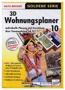 3D Wohnungsplaner 10 (Article no. 90372426) - Picture #1