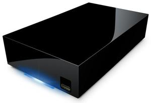LaCie Network Space 2 2TB 3.5