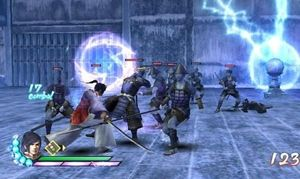 Samurai Warriors 3 (Article no. 90374169) - Picture #2