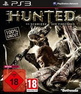 Hunted: Die Schmiede der Finsternis (uncut), Sony PS3, Deutsche Version (Article no. 90374307) - Picture #1