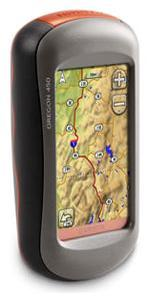 Garmin Oregon 450 (Article no. 90375021) - Picture #1