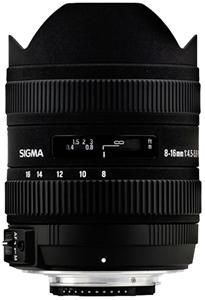 Sigma 4.5-5.6/8-16 DC HSM , (Article no. 90376726) - Picture #1