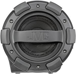 JVC RV-NB52 Boomblaster black 10 Watt, 30 Watt Subwoofer, Audio-CD, (Article no. 90377075) - Picture #5