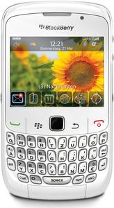 BlackBerry Curve 8520 weiss Quad-Band, GPRS/EDGE, WAP/MMS, (Article no. 90377489) - Picture #1