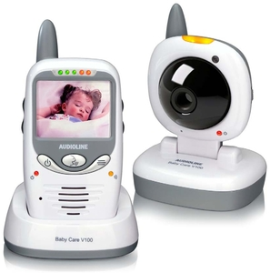 Audioline Baby Care V100 Babyphone, (Article no. 90377603) - Picture #1