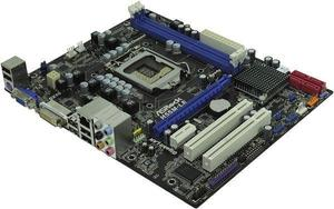 ASRock H55M-LE Sockel 1156 mATX H55, 2x DDR3, PCIe 2.0 (x16), (Article no. 90378086) - Picture #2