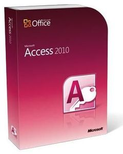 Microsoft Access 2010 32/64bit, German, Box, DVD (Article no. 90378504) - Picture #1