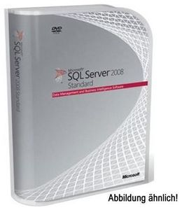 Microsoft SQL Server 2008 R2 Standard (item no. 90378537) - Picture #1
