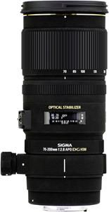 Sigma EX 2.8/70-200 DG SO/AF OS HSM (item no. 90378540) - Picture #2