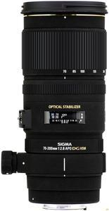 Sigma EX 2.8/70-200 DG P/AF OS HSM (Article no. 90378558) - Picture #1