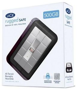 LaCie Rugged SAFE 500GB (item no. 90378955) - Picture #3