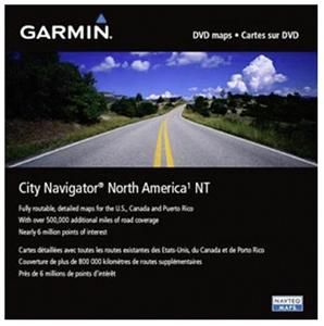 Garmin City Navigator NT Nordamerika 2010, (Article no. 90379542) - Picture #1