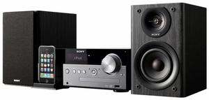 Sony CMT-MX500I 2x 30 Watt RMS, DSGX Bass Verstärker, (Article no. 90379779) - Picture #2