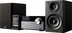 Sony CMT-MX500I 2x 30 Watt RMS, DSGX Bass Verstärker, (Article no. 90379779) - Picture #5