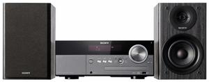 Sony CMT-MX500I 2x 30 Watt RMS, DSGX Bass Verstärker, (Article no. 90379779) - Picture #3