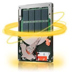 Seagate Momentus XT 320GB/4GB SSD Hybrid 2.5