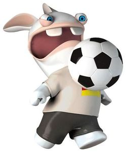 Rabidds Fussballla Box B (4 Rabbids), Deutsche Version (Article no. 90380474) - Picture #2