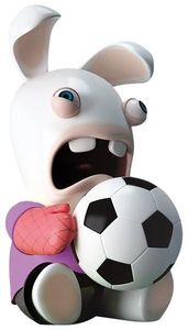 Rabidds Fussballla Box B (4 Rabbids), Deutsche Version (Article no. 90380474) - Picture #3