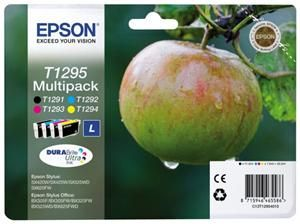 Epson T1295 Tinte Multipack (Article no. 90380685) - Picture #2