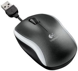 Logitech M125 Corded Maus silber (item no. 90382343) - Picture #3