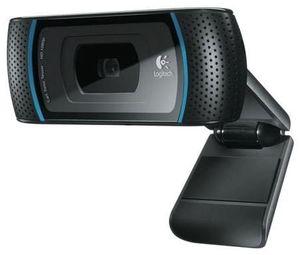 Logitech C910 USB2.0, 10 Megapixel, 1920x1080, (Article no. 90382351) - Picture #1