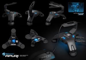 Roccat Apuri USB-Hub mit Bungee Mouse (Article no. 90383634) - Picture #3