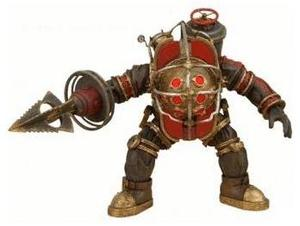 Action Figur Bioshock 1 Big Daddy (item no. 90383654) - Picture #1