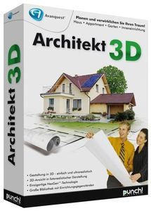 Architekt 3D Deutsche Version (Article no. 90384071) - Picture #1