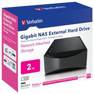 Verbatim Gigabit-NAS 2TB (Article no. 90384761) - Picture #3