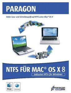 Paragon NTFS für Mac OS X 8.0 (item no. 90385170) - Picture #2