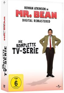 Mr. Bean - Die komplette TV-Serie - Digital Remastered DVD Video, (Art.-Nr. 90385210) - Bild #1