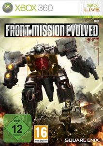 Front Mission Evolved XBox 360, Deutsche Version (Article no. 90385305) - Picture #1