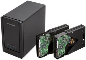 Freecom Dual Drive Network Center 3TB (Article no. 90385454) - Picture #3