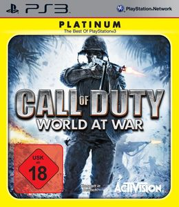 Call of Duty: World at War Platinum (Article no. 90385581) - Picture #1