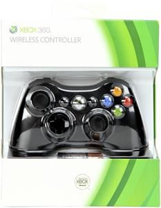 Microsoft Xbox 360 Wireless Controller schwarz, (Article no. 90386055) - Picture #2