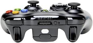 Microsoft Xbox 360 Wireless Controller schwarz, (Article no. 90386055) - Picture #3
